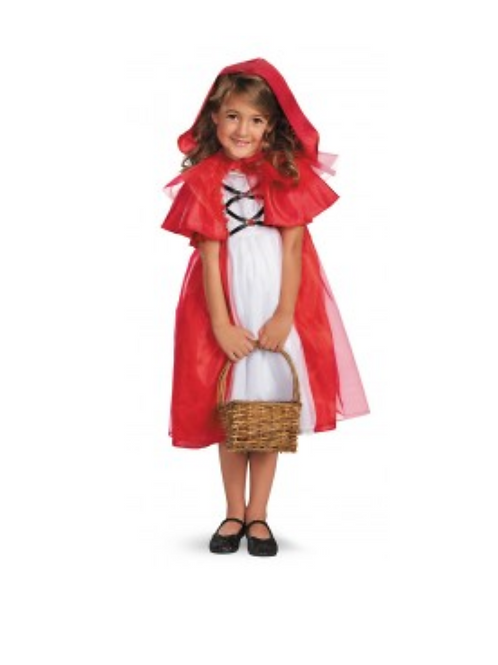 STORY BOOK RED RIDING HOOD