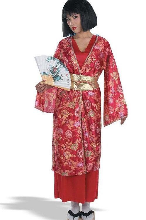 Traditional Geisha costume