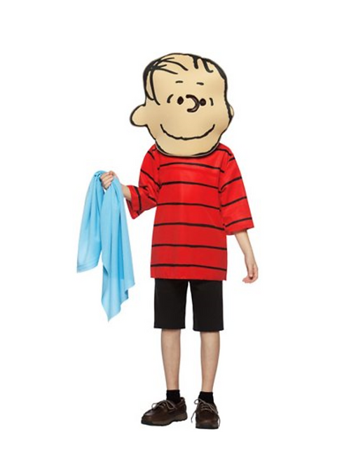 PEANUTS- CHILDREN'S LINUS COSTUME