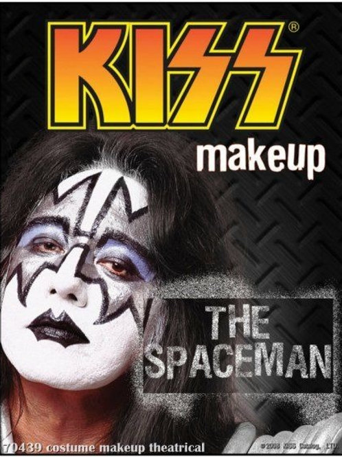 Kiss makeup kit-spaceman