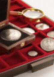 Münzen Schätzen, Erbschaft