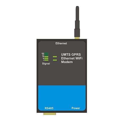 TLG-3G Modulo di Telegestione 3G