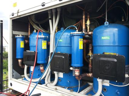 Compressori e Circuiti Frigoriferi
