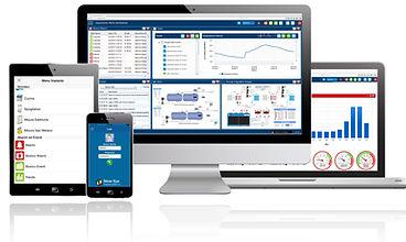 Sistema i supervisione e telegestine Web