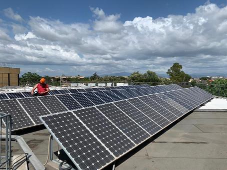 Parco Fotovoltaico 500kW