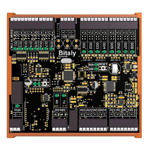 CPU-SOLO-8844 Controller Programmabile