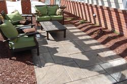 Sitting Area Outdoor Patio