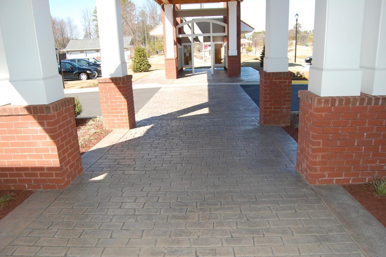 Stamped Concrete Chester Richmond VA