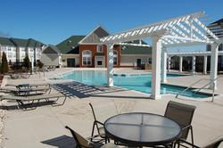 Rivermont Community Pool Area