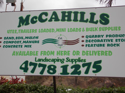 Welcome to McCahill's