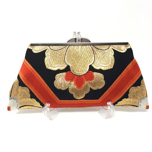 Hand Bag made from vintage Fukuro-Obi