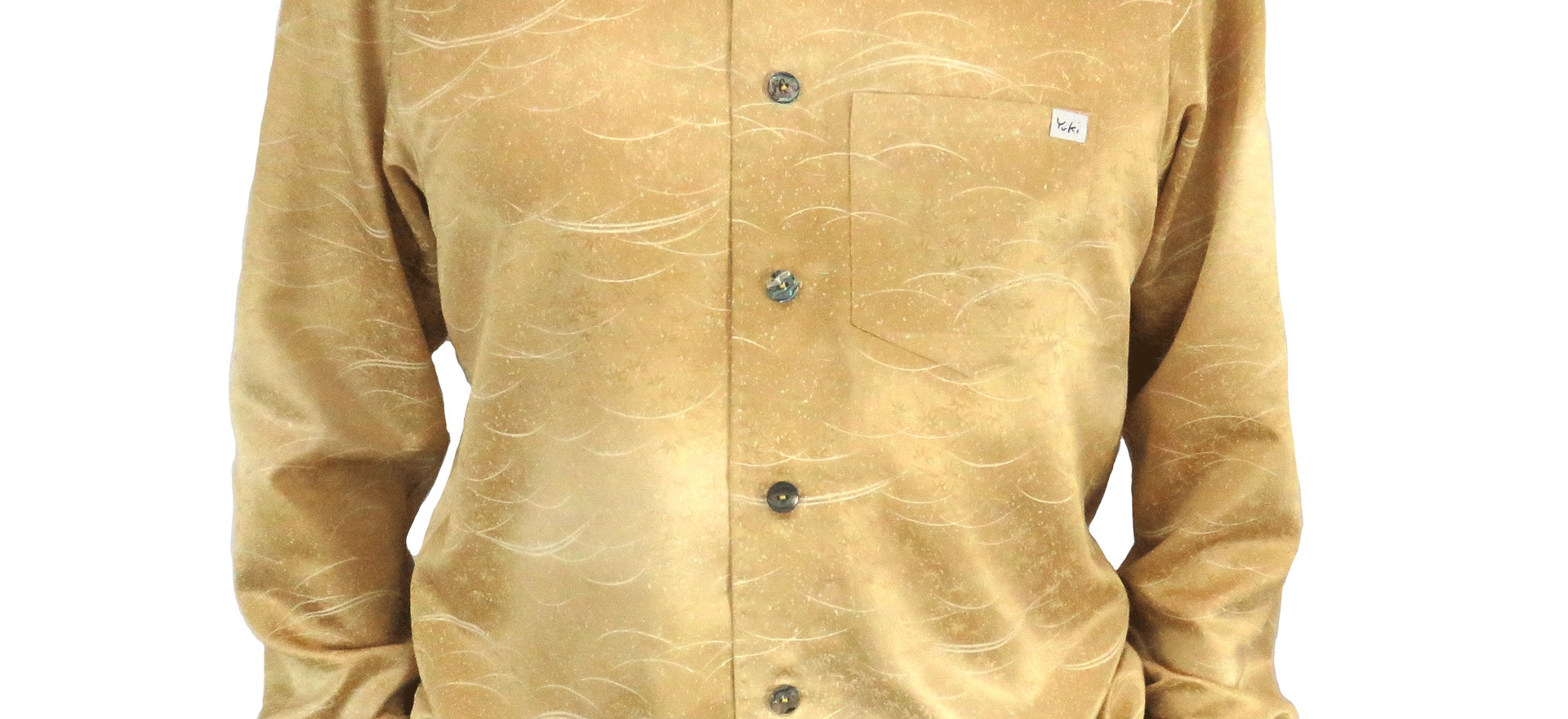 Dress Shirt Italian Collar