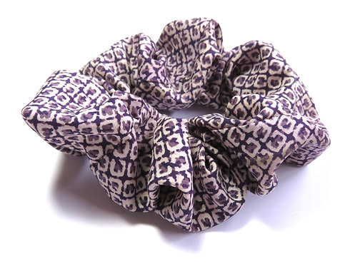Scrunchie Made From Vintage Japanese Kimono