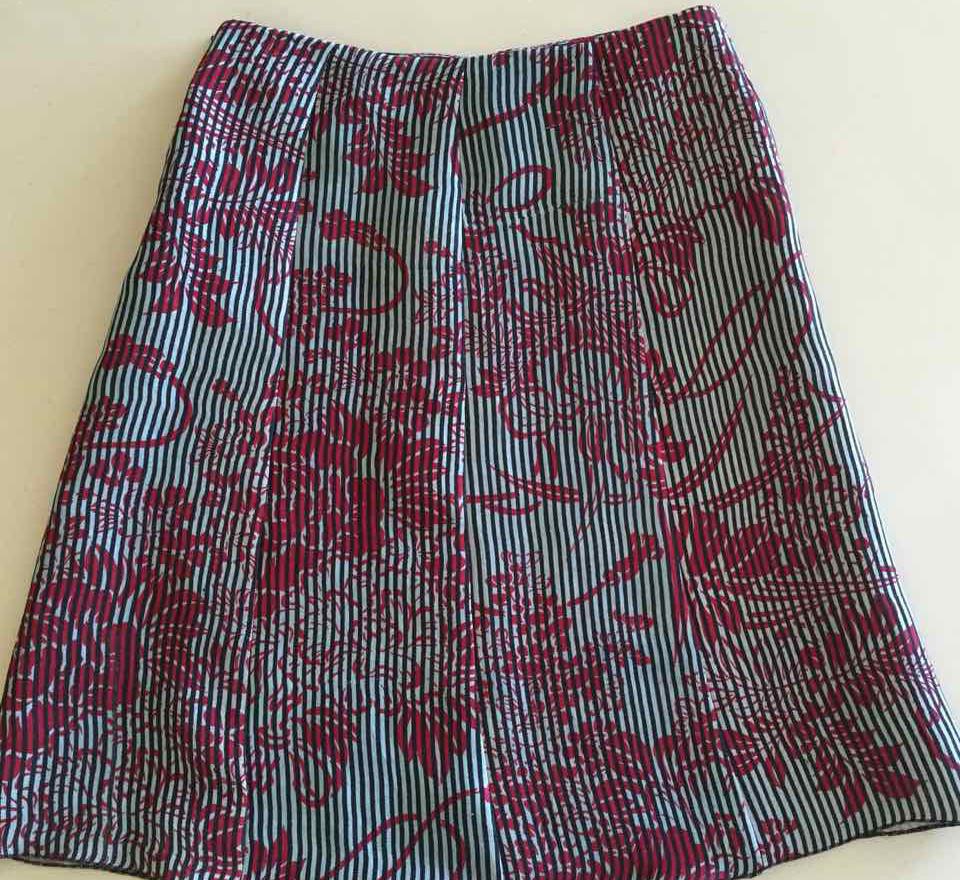 Eight Panels Skirt