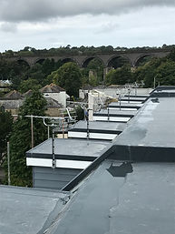 Commercial Aerial Installation for new homes in Truro