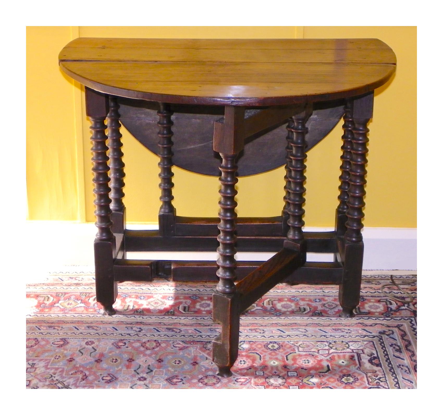 GATELEG TABLE £650