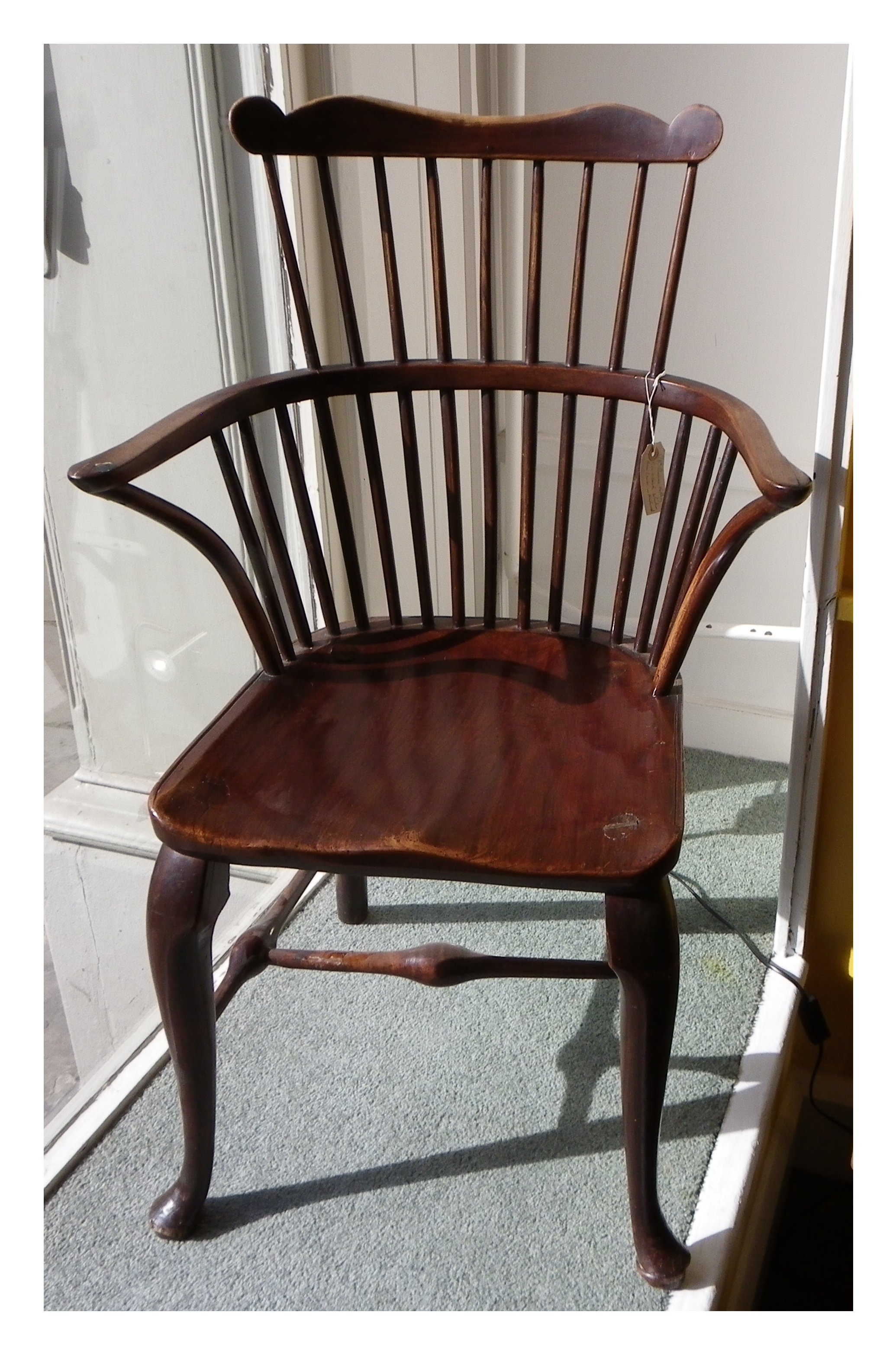 WINDSOR ARM CHAIR £995