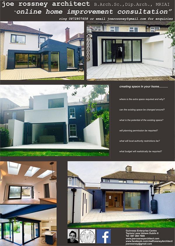 Joe Rossney Architect Home improvement c