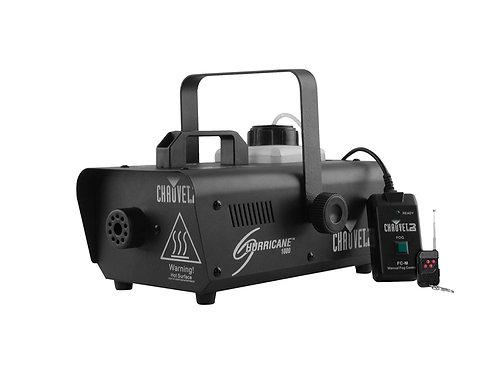 CHAUVET DJ Hurricane 1000 Fog Machine w/Wired & Wireless Remote
