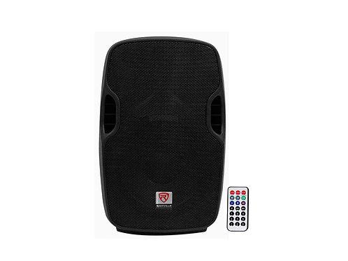 "Rockville BPA10 10"" Professional Powered Active 500w DJ PA Speaker w Bluetooth"