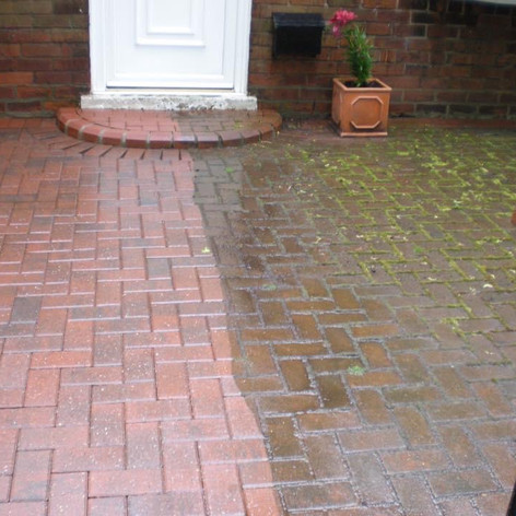 bromley driveway cleaning