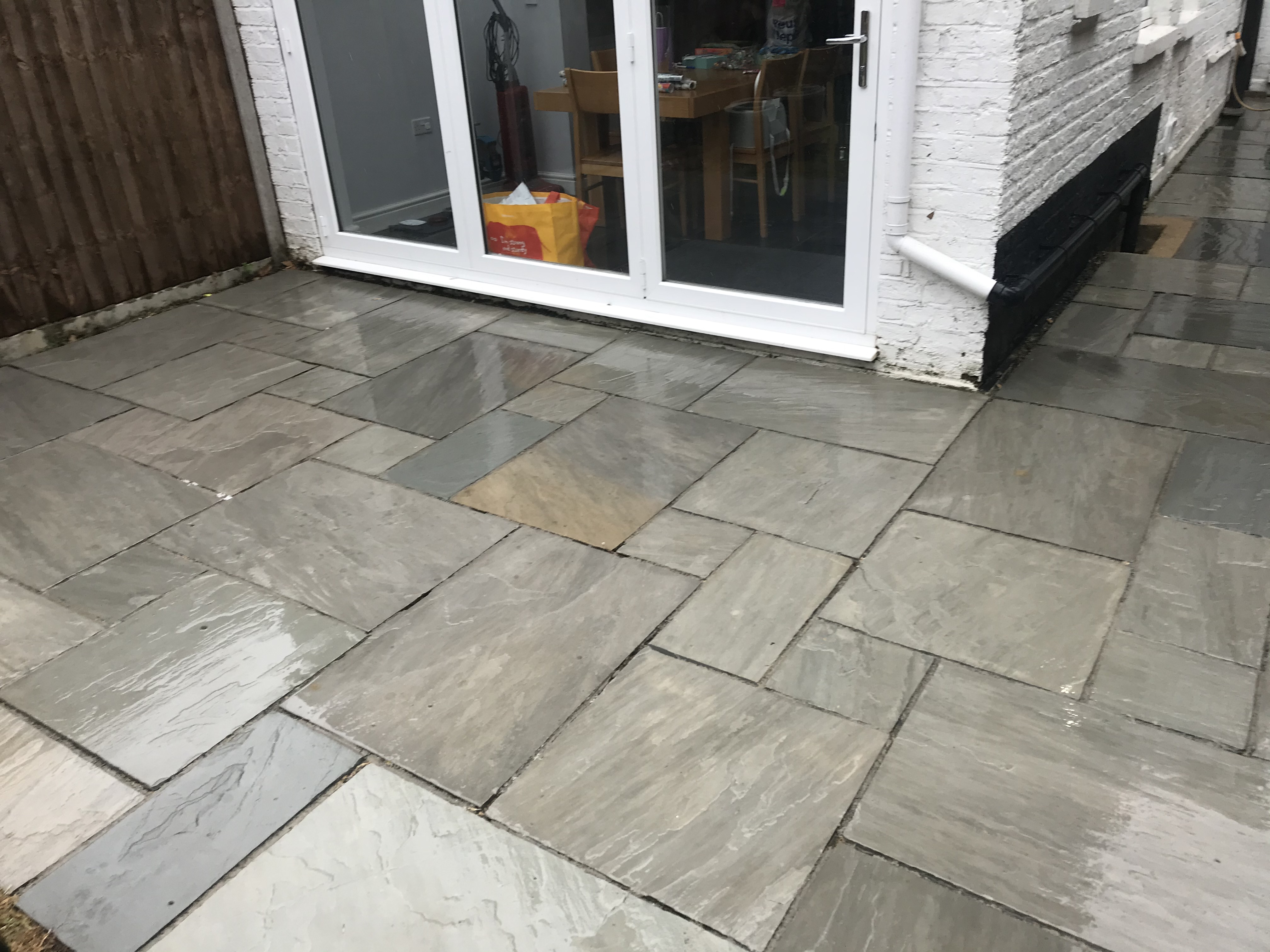beckenham jet washing