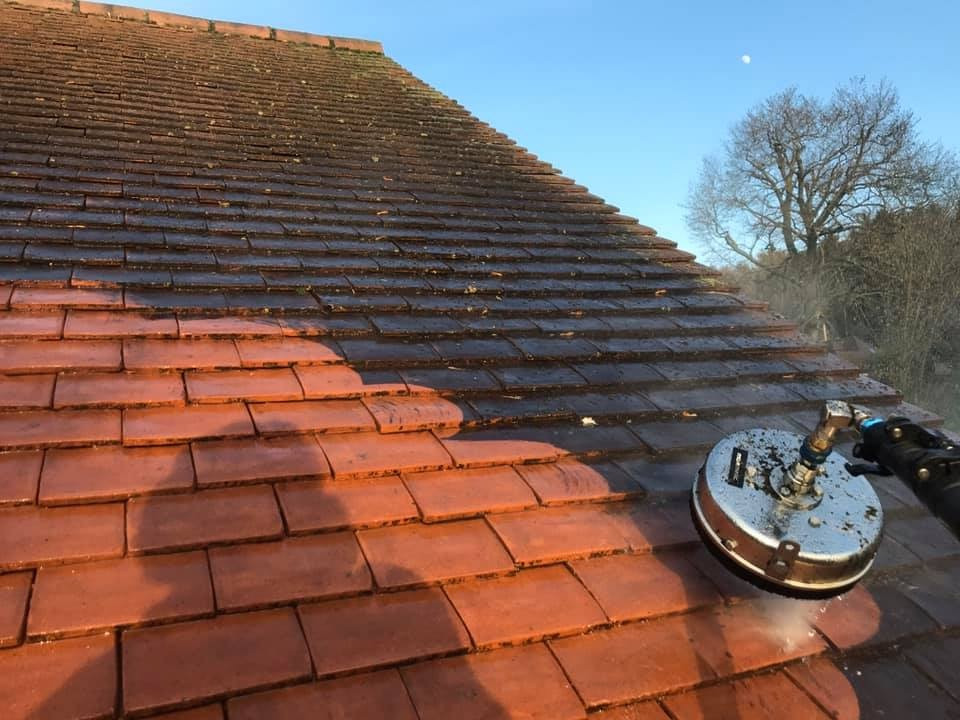 bromley roof cleaning