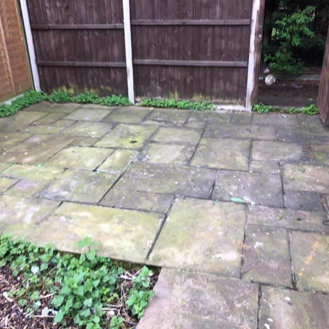 patio cleaning bromley