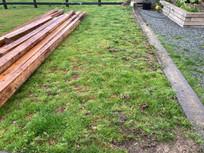 Build a Large raised garden