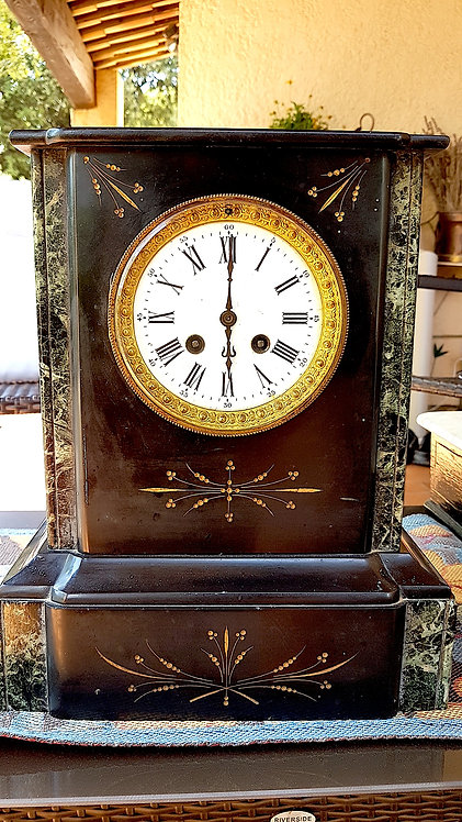 French Parlor Mantel Clock