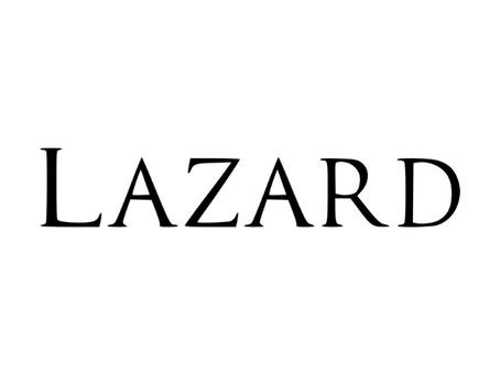 Lazard - M&A Intern, Stockholm