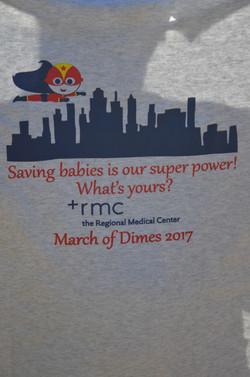 RMC t-shirt