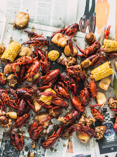 Crawfish Boil