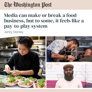 Media can make or break a food business, but to some, it feels like a pay-to-play system
