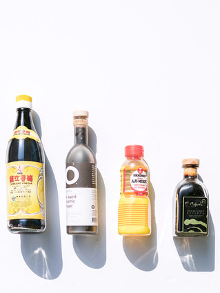 Pantry Engineering Pt. 1: Oils & Vinegars