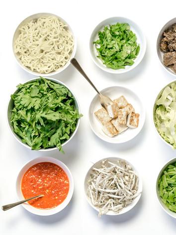 Prep for NoodleLove