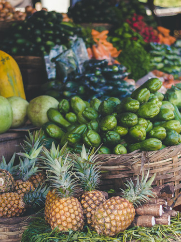 Granada Market Fruits