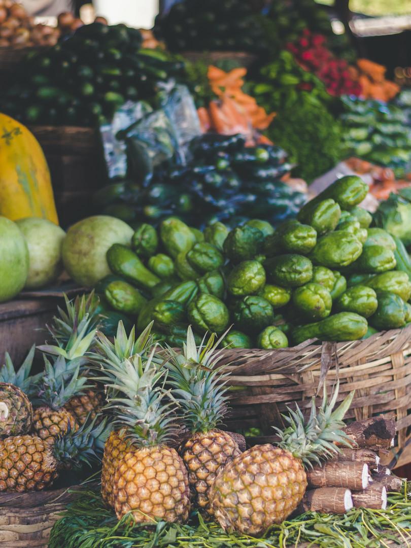 Granada Market Fruits