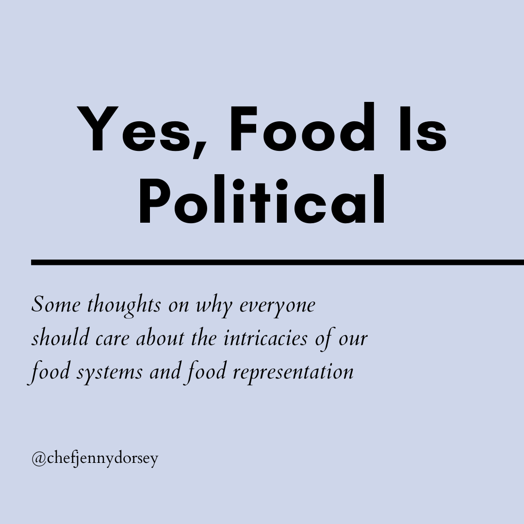 Food is Political (2)
