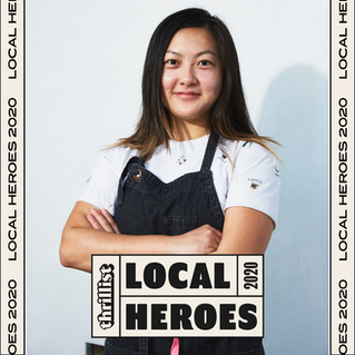 "Thrillist ""Local Heroes"" Award"