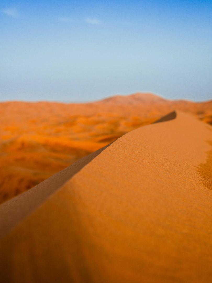 Merzouga Desert, Sahara