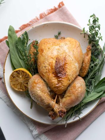 Roast Chicken for DASH