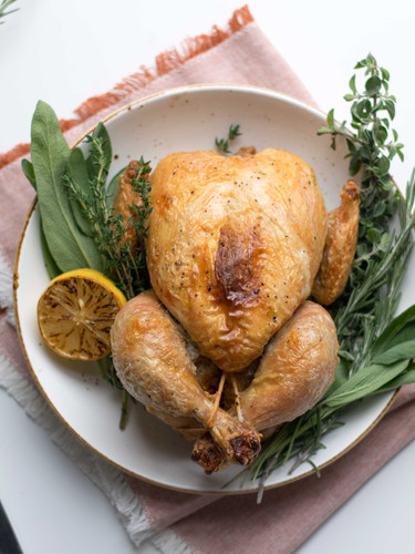 Roast Chicken for DASH
