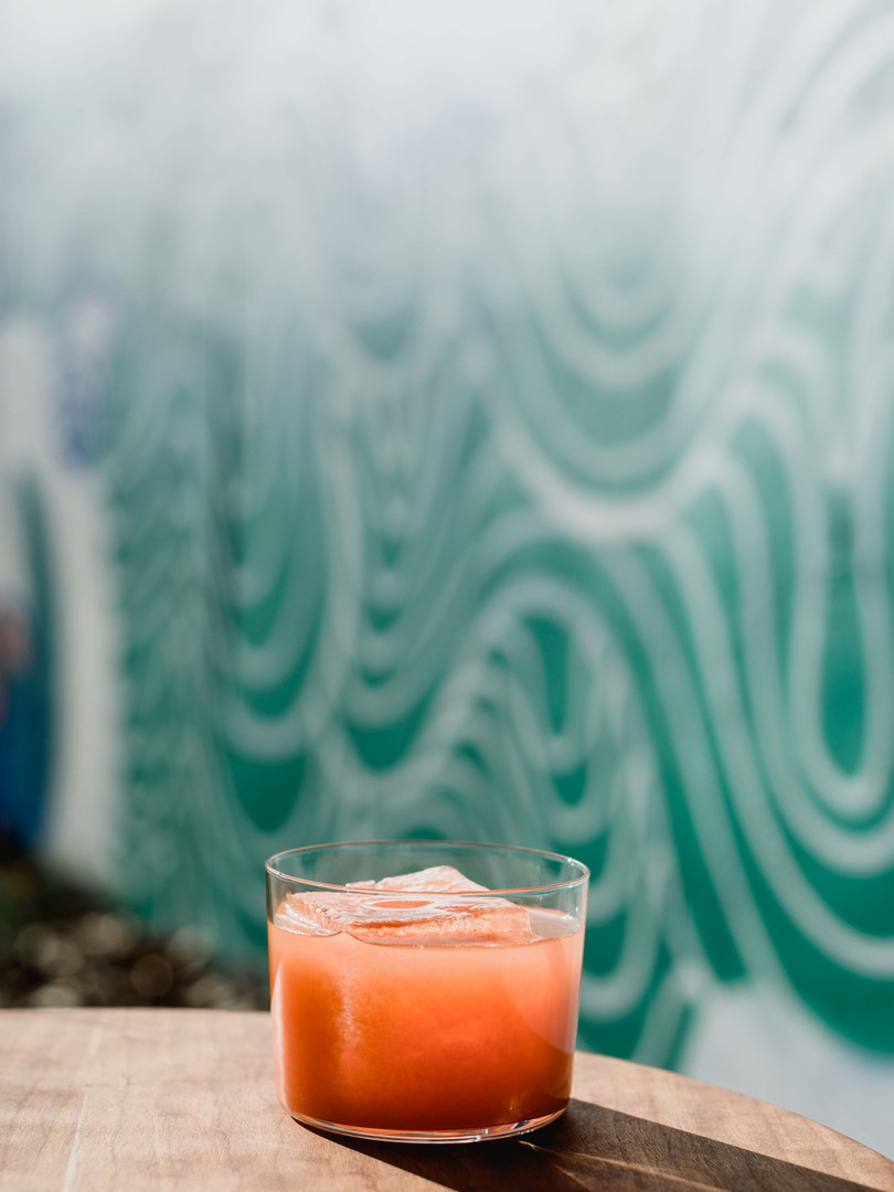 Gotham Sunrise for 50 Healthy Cocktails Book