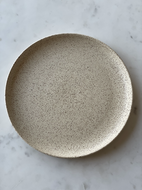 """8.5"""" Rounded Edge Plate"""