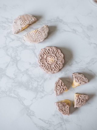 Fancy Because It's French: A Faux Mooncake