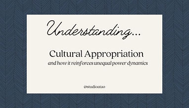 Cover image for Understanding Cultural Appropriation