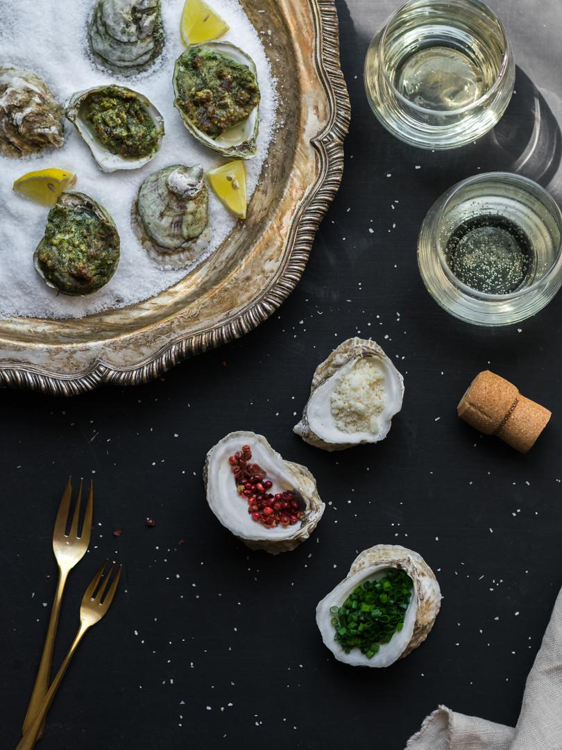 Oysters Rockefeller for DASH