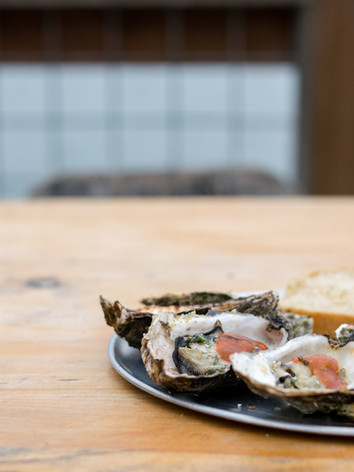 Marshall Store Oysters