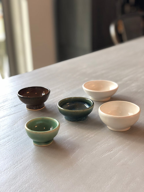 Set of 5 Pinch Bowls